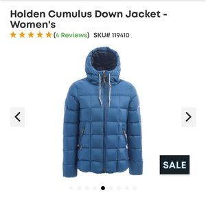 Holden ski jacket